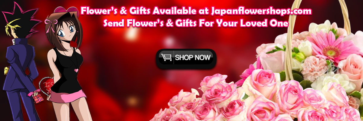 send flowers to japan