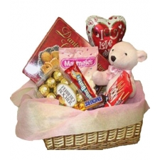 Gifts in Baskets