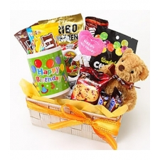 Happy Birthday Gift Baskets