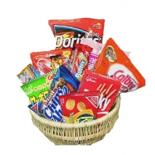 Junk Foods Basket